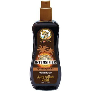 Bronzeador Bronzing Dry Oil Intensifier Spray Australian Gold 237ml
