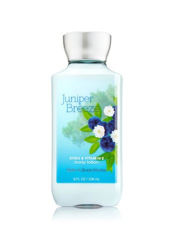 Creme Corporal Bath & Body Works - JUNIPER BREEZE - 236ml