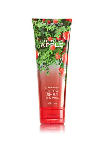 Body Cream - Bath and Body Works - COUNTRY APPLE - CREME HIDRATANTE - 236ml - comprar online