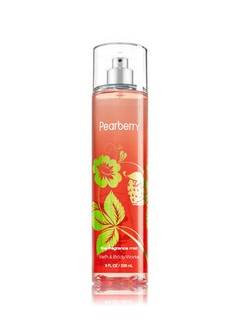 Body Splash - Bath and Body Works - PEARBERRY - 236ml - comprar online