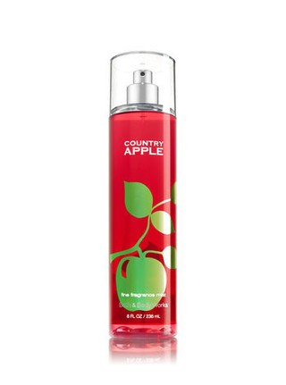 Body Splash - Bath and Body Works - COUNTRY APPLE - 236ml - comprar online