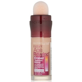 Maybelline BASE Instant Age Rewind Eraser Treatment Makeup 340 Tan - SPF 18