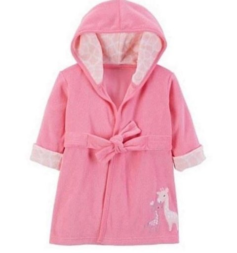 0 a 9m Robe baby Carters tam. 0-9 meses