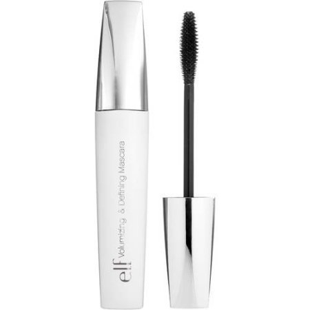 ELF Mascara Volumizing & Defining Cor Jet Black 21662