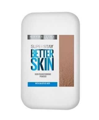 Pó compacto Maybelline Superstay Better Skin Cor: 50 Natural Beige