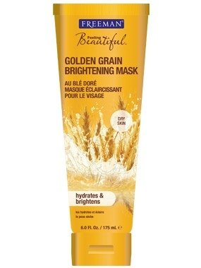 Máscara Facial Freeman - Golden Grain Brightening - Dry Skin/Pele Seca 175ml