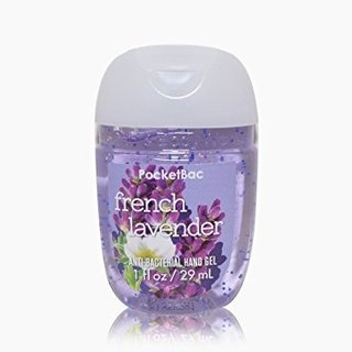 ÁLCOOL EM GEL - FRENCH LAVENDER - BATH AND BODY WORKS - 29ML