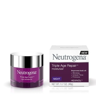 Neutrogena Triple Age Repair Creme 1.7 Ounce 48g Night