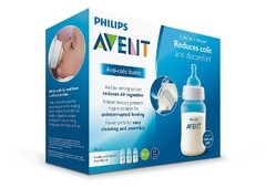 Kit com 3 Mamadeiras Philips AVENT Anti-Colic - comprar online