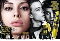 MAYBELLINE - VOLUM' EXPRESS® THE COLOSSAL™ CHAOTIC LASH 9.7ml 218 BLACKEST BLACK - LuckEnjoy