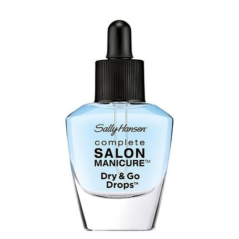 Base secagem instantânea Sally Hansen Dry and Go Drops 11ml - LuckEnjoy