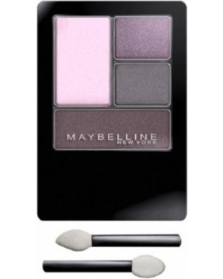 Maybelline - ExpertWear Eye Shadow Quad - Lavender Smokes 08Q