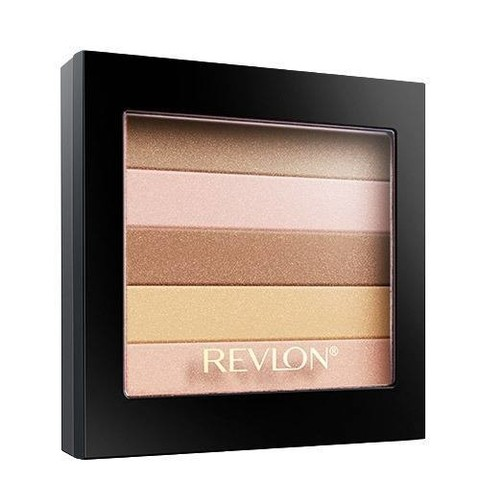 Revlon- Highlighting Palette - Blush/sombra - 010 Peach Glow