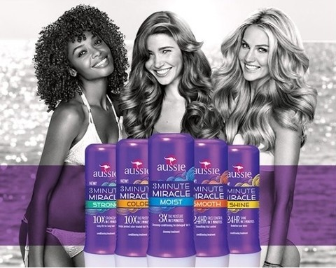 Aussie 3 Minutes Miracle Color 236ml - LuckEnjoy