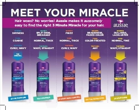 Aussie 3 Minutes Miracle Color 236ml - loja online