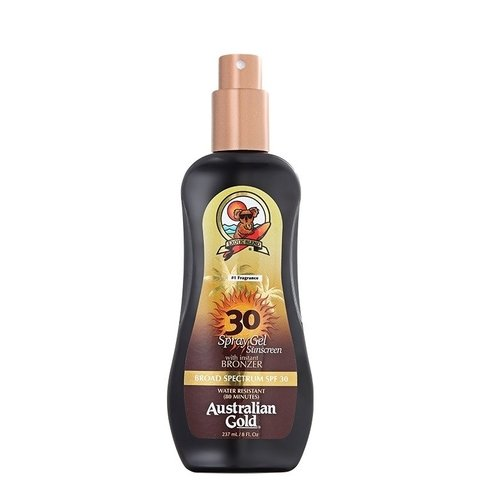 Australian Gold SPF30 Spray Gel 237ml