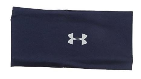Bandana Feminina Under Armour Solid Boho Headband - Azul Royal