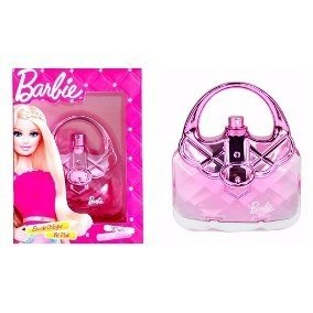Perfume Infantil Barbie Be Pink 30ml
