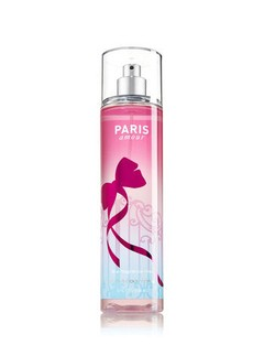 Body Splash - Bath and Body Works - PARIS AMOUR - 236ml - comprar online