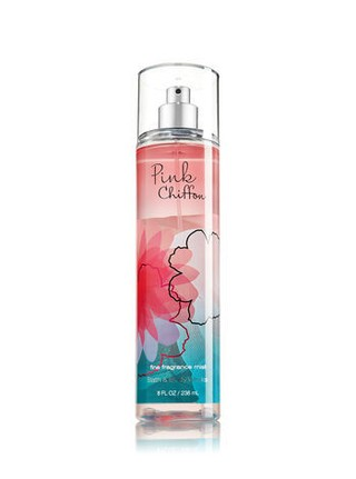 Body Splash - Bath and Body Works - PINK CHIFFON - 236ml - comprar online