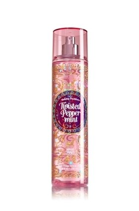Body Splash - Bath and Body Works - Twisted Peppermint - 236ml