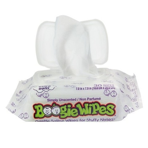 Boogie Wipes Simply Unscented sem perfume - 45 unidades - comprar online