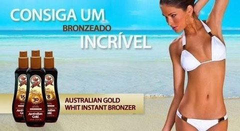 Australian Gold SPF30 Spray Gel 237ml na internet