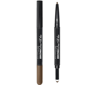 MAYBELLINE- AUBURN 265 - Brow DEFINE + FILL DUO - comprar online
