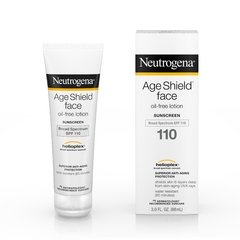 Neutrogena, Age Shield Facial, Oil-Free protetor solar, SPF 110, 3 fl oz (88 ml)