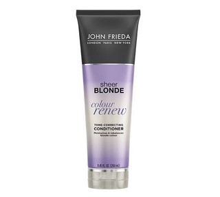 CONDICIONADOR JOHN FRIEDA- SHEER BLONDE® COLOUR RENEW TONE CORRECTING - 250ML