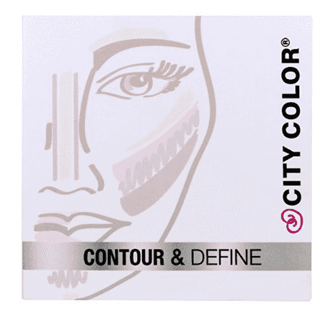 City Color Collection contour & define