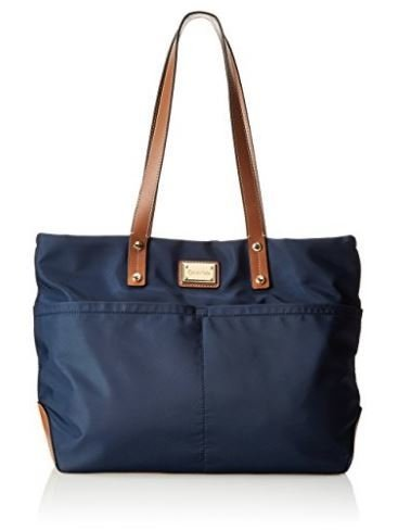 Calvin Klein 2 ZH Nylon Tote Shoulder Bag