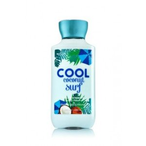 Creme Corporal Bath & Body Works - COOL COCONUT SURF - 236ml