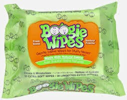 Boogie Wipes Fresh Scent - 30 unidades