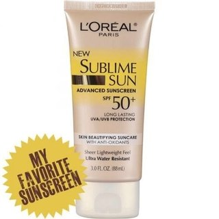 Sublime Sun Loreal SPF 50 88ml