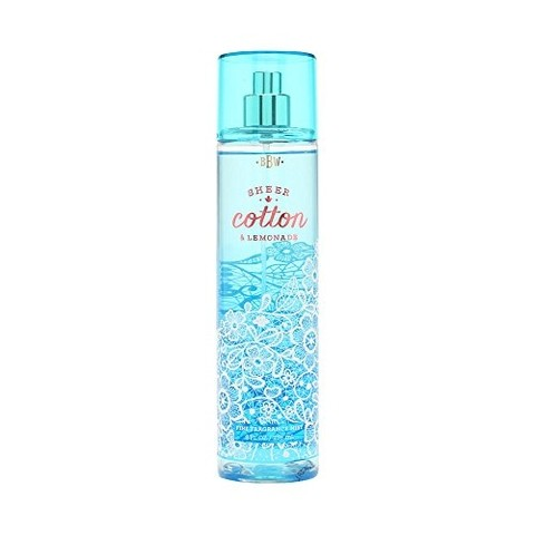 Body Splash - Bath and Body Works - Sheer Cotton and Lemonade - 236ml - comprar online