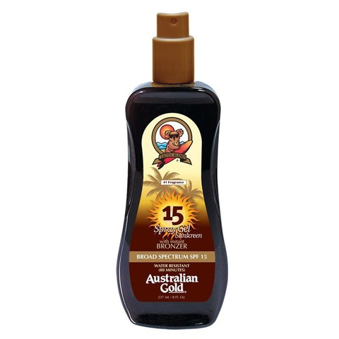 Australian Gold SPF15 Spray Gel 237ml