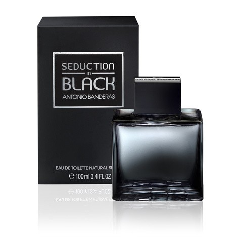 SEDUCTION IN BLACK ANTONIO BANDERAS MASC EDT 100ML