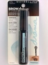 MAYBELLINE - TRANSPARENT - BROW DRAMA