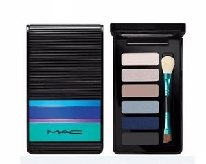 ESTOJO DE SOMBRAS MAC ENCHANTED EVE EYES NAVY