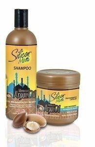 Silicon Mix Moroccan Argan Oil Máscara 225g - LuckEnjoy