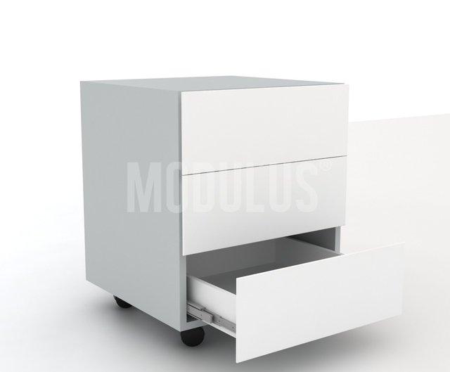 Composicion escritorio 03 comprar en modulus - Cajonera para escritorio ...