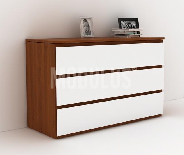 Comoda carolina combinada madera comprar en modulus for Como hacer una comoda de madera pdf