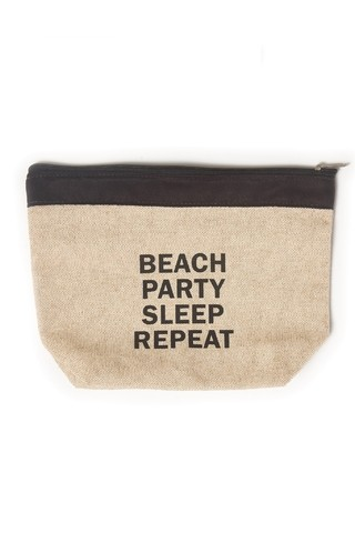 Necessaire Beach Party Sleep 739833 - New Beach