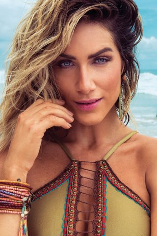 BIQUÍNI FANY CROPPED CROCHET 737152 - New Beach