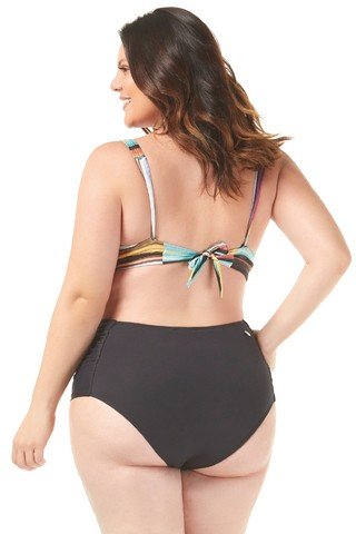 BIQUÍNI AGNES HOT PANT DREAPEADO 738172 - NEW BEACH