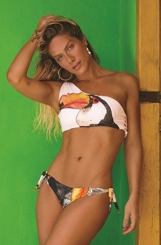 biquini cropped ombro so chiffon tucano luara 837142 new beach