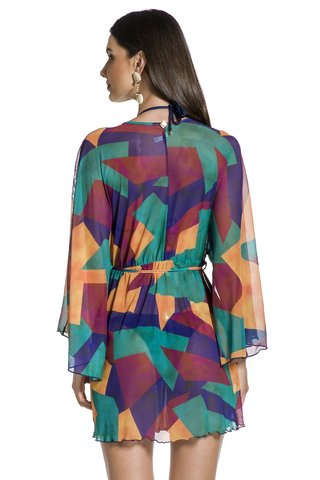 saida kaftan curto estampa colorida munique 4038 larissa minatto