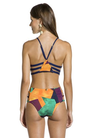 biquini cropped hot pants colorido samila 420 larissa minatto