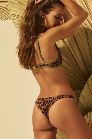 biquini triangulo fixo animal print emma 20190017 hype beachwear